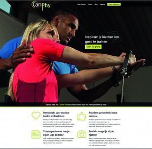 Cariphy-schermafbeelding
